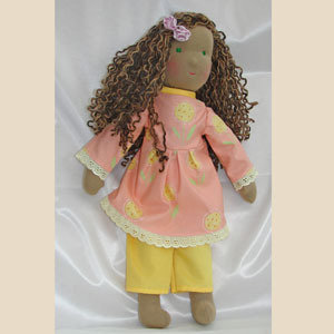 offerta!!! bambola Waldorf , 50 cm