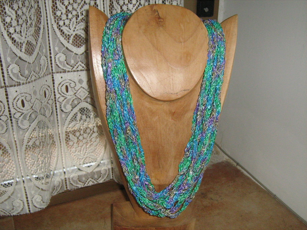 Collana multifili