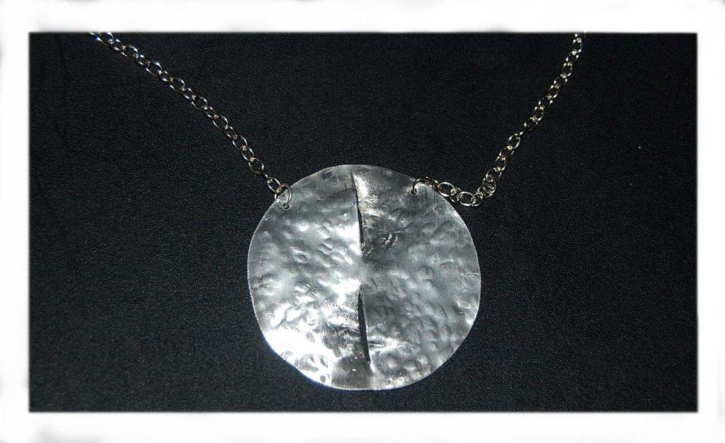 collana alluminio/rame/ottone