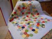 Copertina in patchwork