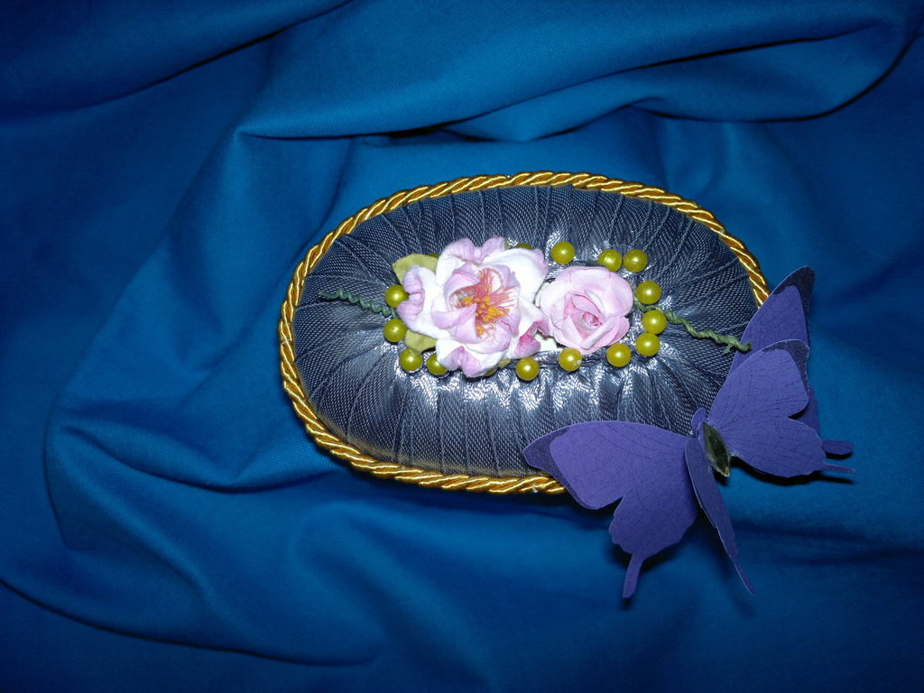 Saponetta decorata