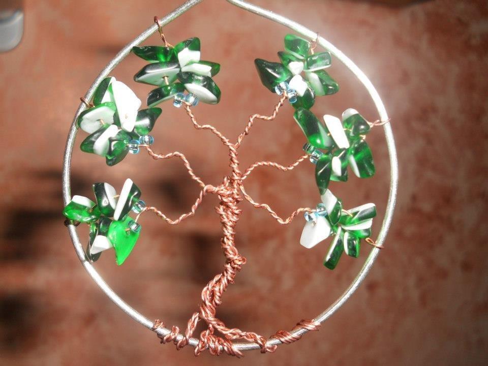 Albero della vita verde