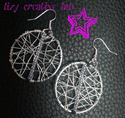 Earrings circle 1