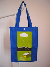Hillbilly - borsa shopping tote bag (bento)