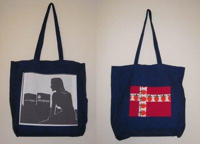 Danimarca - borsa shopping tote bag - pezzo unico