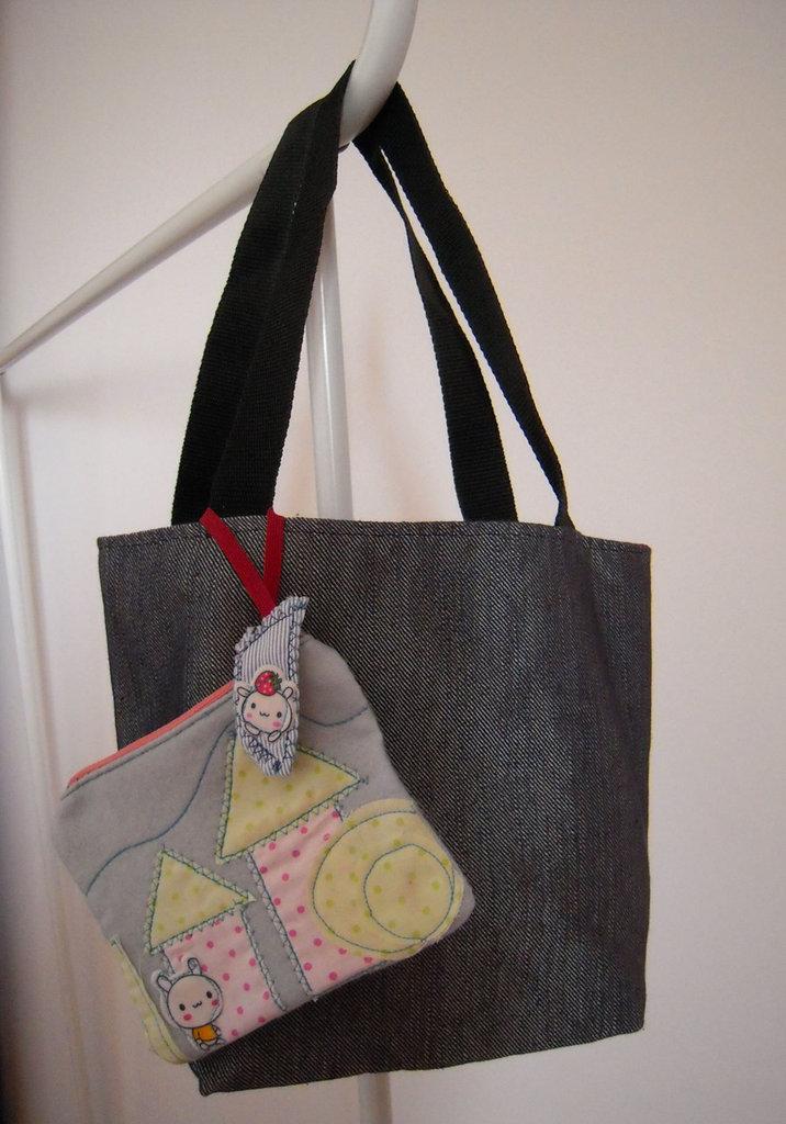 Dorothy OZ Parker - borse shopping tote bag - pezzo unico (bento)