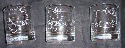 Bicchieri fresati