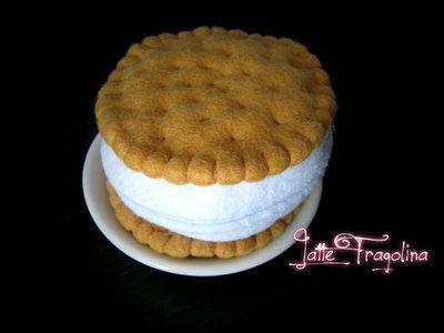 Biscotto gelato porch