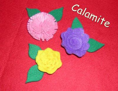 Calamite a fiore