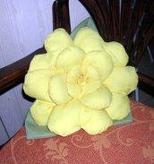 Cuscino a fiore