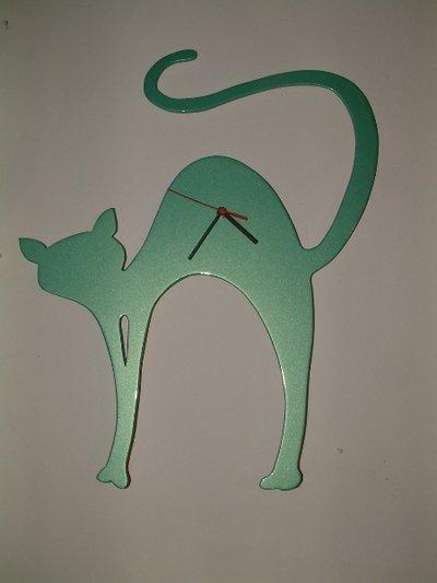 Orologio Gatto