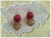 orecchini Macaron