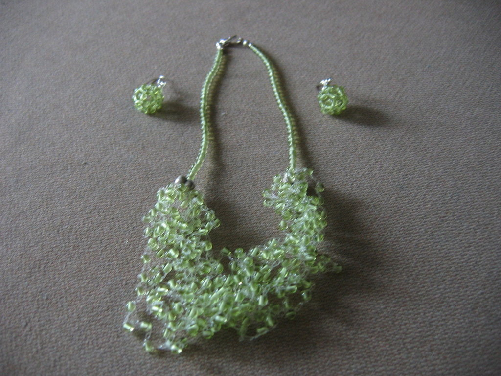 collana + orecchini