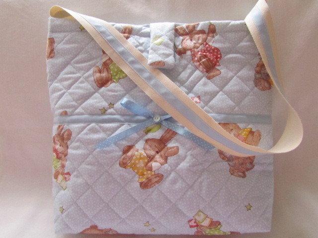 Borsa porta accessori per neonato