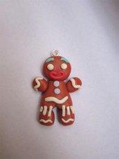 Omino pan di zenzero gingerbread