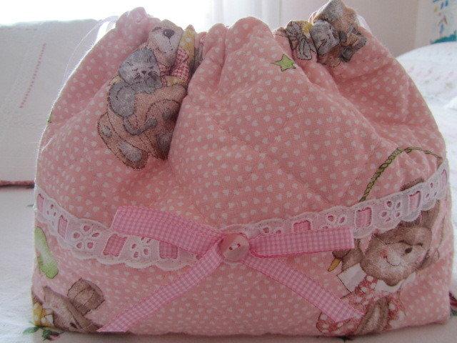Porta accessori per neonato