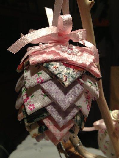 decorazioni pasquali in patchwork