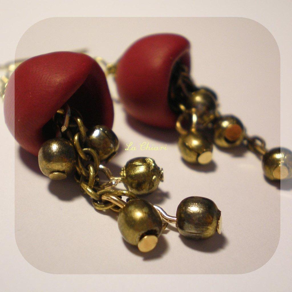 CAMPANULA earrings