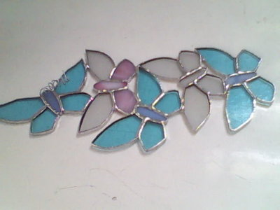 Posa sahumerio Mariposa