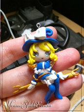 League of legends handmade Lux