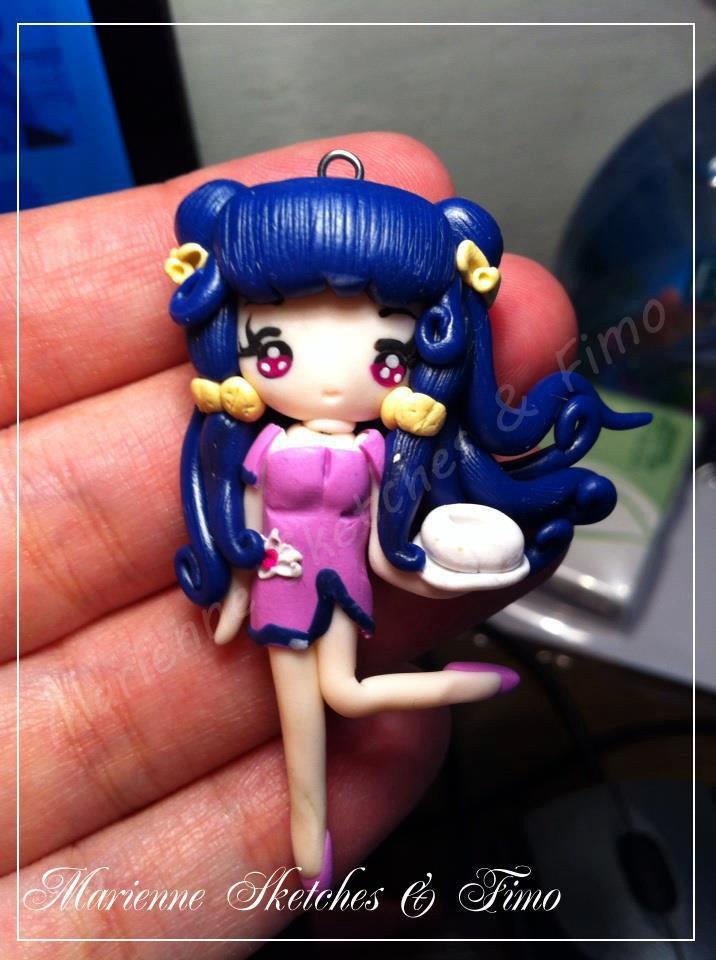 Shampoo handmade ciondolo Ranma 1/2