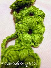 Collana dell'amicizia - verde -
