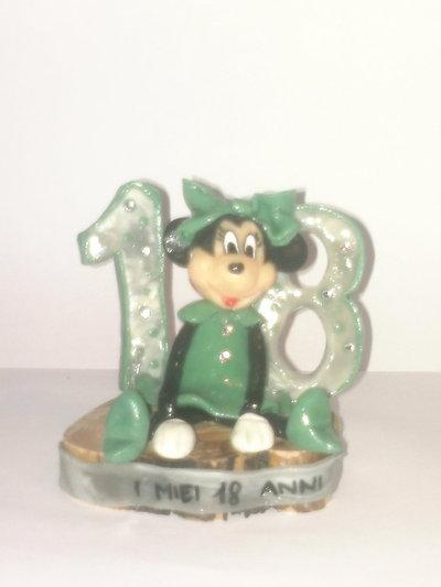Minnie 18anni