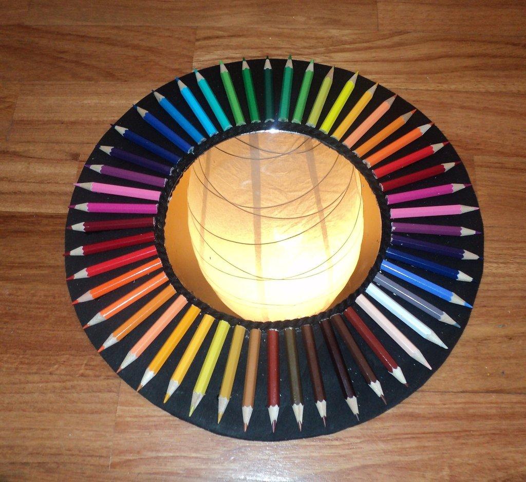 arcobaleno delle matite