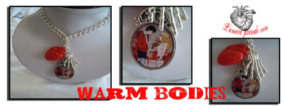 warm bodies necklace, collana