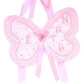 Coccarda nascita farfalla
