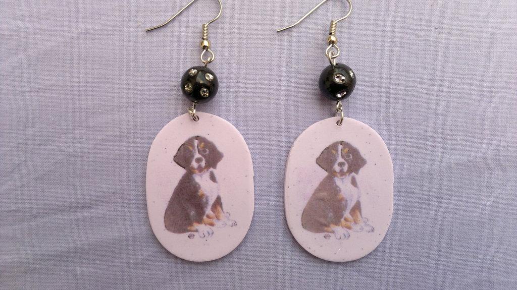 orecchini cucciolo