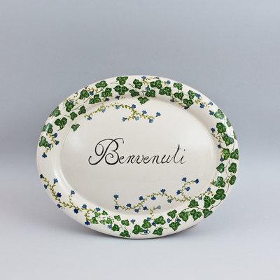 Targa fuoriporta in ceramica per la casa e per te for Ceramica in casa