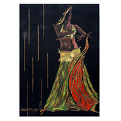 La danzatrice di Dubai