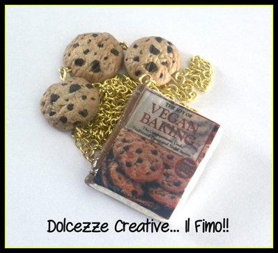 ★★SALDI Collana Libro ricette vegan baking e cookie!