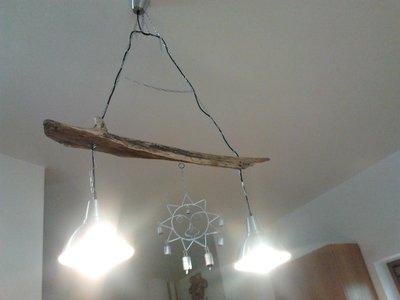 lampadario legno - Per la casa e per te - Arredamento - di lampade ...  su MissHobby