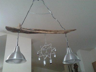 Lampadario In Legno Design : Lampadari in legno moderni dal design contemporaneo mondodesign