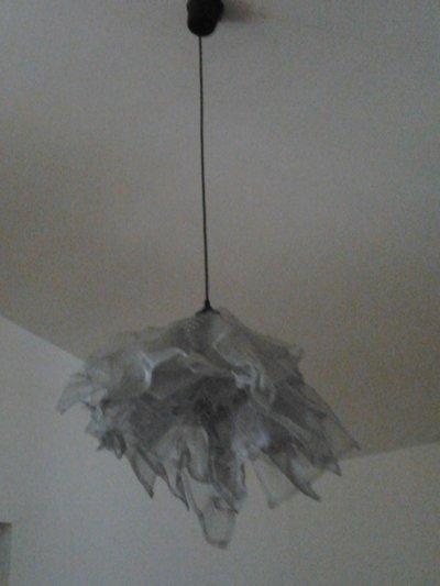 lampadario in rete