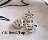 charms MADE with LOVE