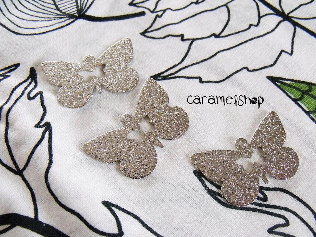 farfalle charms