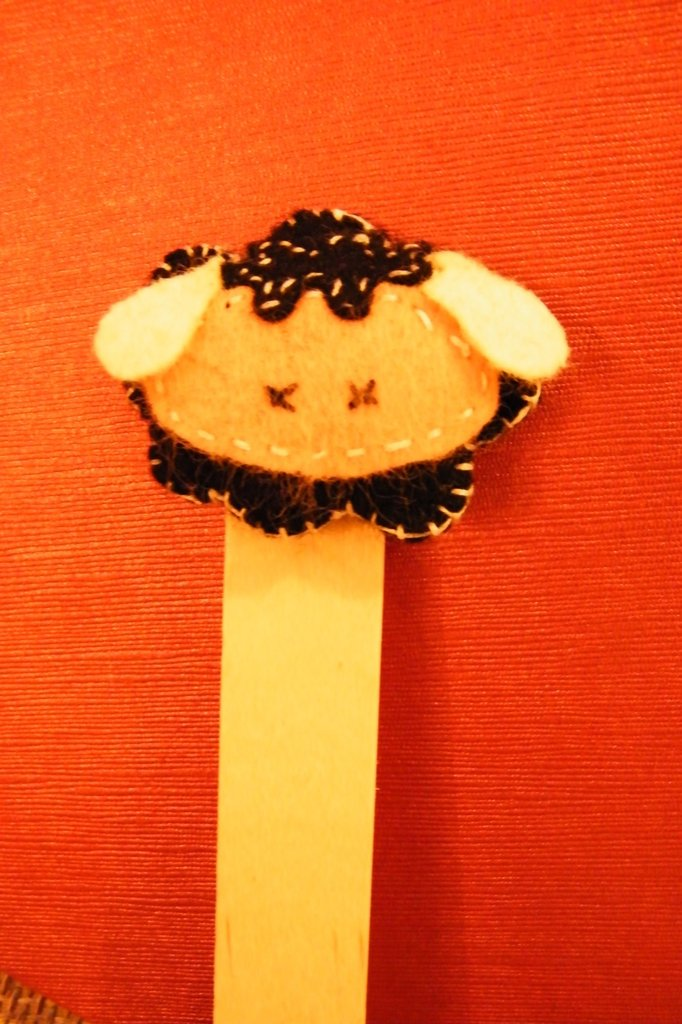 black-ship: pecorella nera - segnalibro