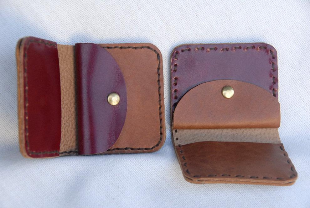 Portafoglio da uomo pratico in cuoio,Practical man leather wallet