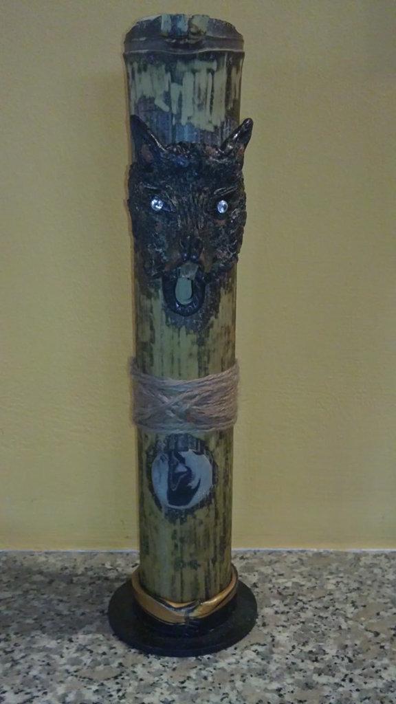 Brucia incenso in bambù