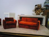 divano e poltrona