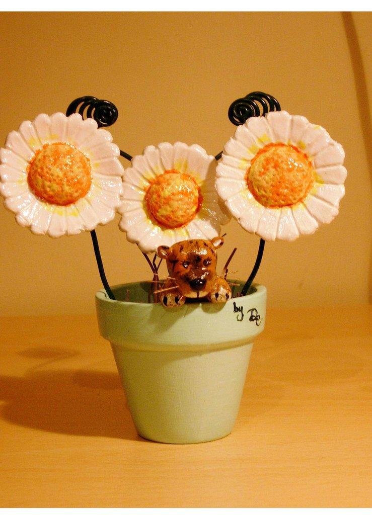 Vasetto fiorito
