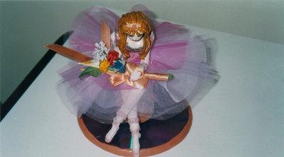 Ballerina romantica