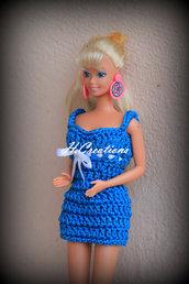 Abitino Barbie modello Aisa