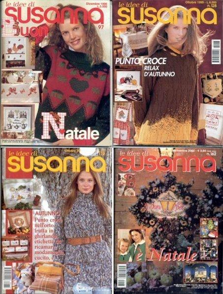 Le idee di Susanna anno 1993