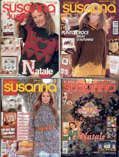1997 Le idee di Susanna