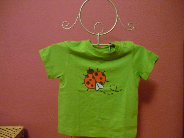 La Coccinella (maglietta per bambini)