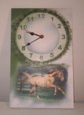 Orologio cavalli